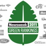Third Annual Green Rankings of Newsweek Highlight Top Environmental Performers
