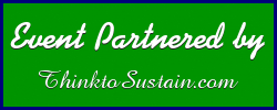Event Partnered by ThinktoSustain.com
