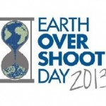 August 20 was the Earth Overshoot Day for 2013