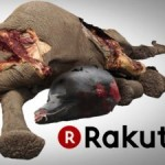 Rakuten Named Biggest Online Retailer of Elephant Ivory, Whale Meat