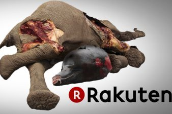 Illegal Wildlife Trade by Rakuten