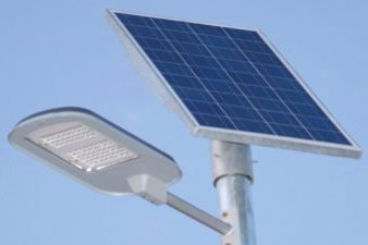 Philips Solar-powered LED Street Light