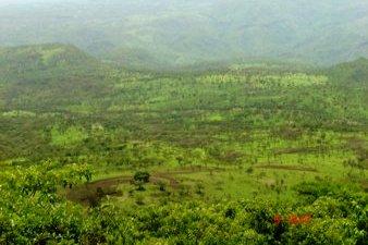 Highlands in Ethiopia