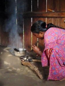Air Pollution from Cooking Fires in Nepal