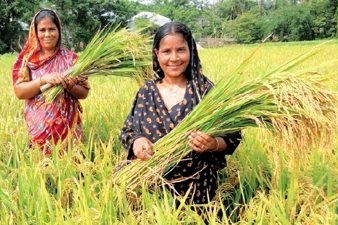 Women Farmers in India