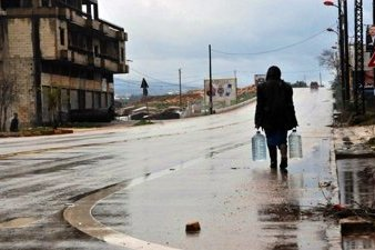 Water Shortages in Syria