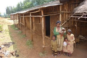 Accommodation for Farm Workers, Ethiopia