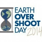August 19th is Earth Overshoot Day for 2014
