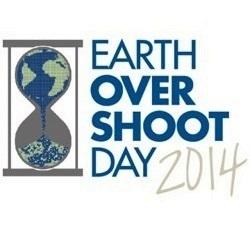 Earth Overshoot Day 2014