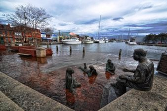 Nuisance Flooding in Annapolis, Maryland