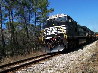 Norfolk Southern Railways. © Wikipedia