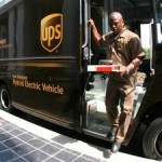 UPS Doubles Carbon Intensity Goal for 2020