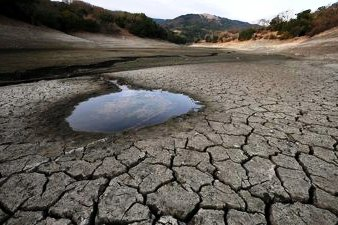 Drought in California. © California Department of Forestry and Fire Protection