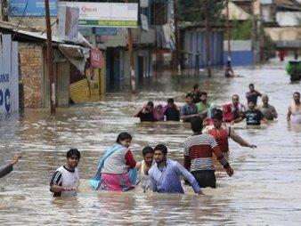 J&K Floods, India