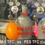 Catching Greenhouse Gases with Advanced Membranes