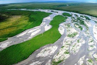 Sagavanirktok River, Alaska