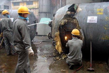 China Reduces Ozone Depleting Substances