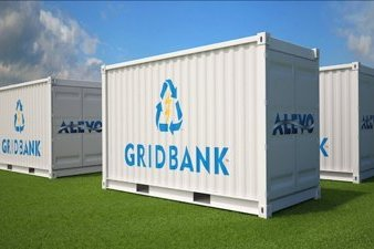 Alevo Gridbank Energy Storage Units