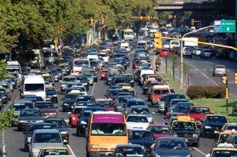 Vehicle Emissions. © NRDC