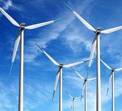 Wind Turbines. © UNEP